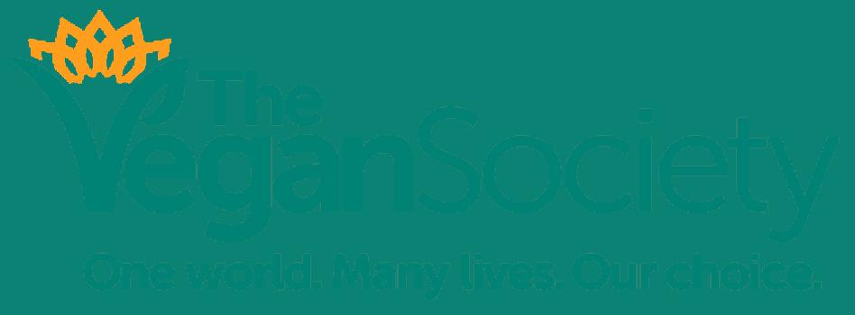 vegan society logo link to their website
